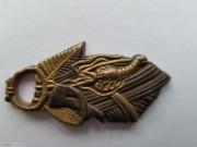 1888-1930年 日本金工 龙虾图