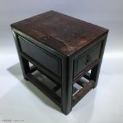 清 苏工 酸枝 文房储存盒