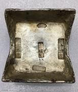 清江西 同治年造 五十两零 十足色 银锭