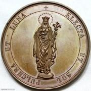 PROOF 1821年德国宗教纪念铜章