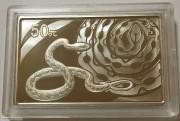 2013癸巳(蛇)年生肖银币5盎司