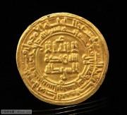 伊斯兰萨曼王朝金币丝绸之路古钱币老金币