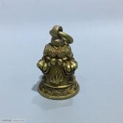 兽面 铜铃铛