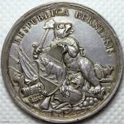 1760年瑞士伯尔尼银质纪念章