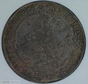 【德藏】1624年萨克森阿尔滕堡大泰勒 AU