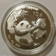 2006年熊猫银币1盎司