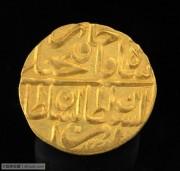 丝路金币-波斯卡扎尔王朝金币