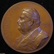 【德藏】奥地利1891年考古学家卡尔林德博士60大寿大铜章