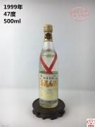 菊花白 1999年 47度 500ml