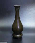 清代 铜 香瓶