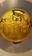 龙门5盎司金币+普陀山5盎司金币