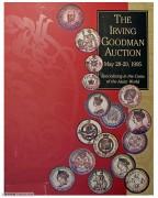 85成新 1995年古德曼中国钱币拍卖图录