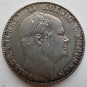 【德藏专卖】德国1859年普鲁士泰勒