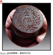民间(军阀or红军?)私版袁大头铜模嘉禾面