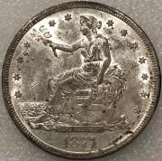 1877s美国拿花