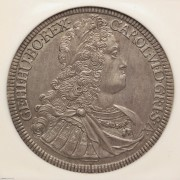 1727年奥地利泰勒,NGC AU-58