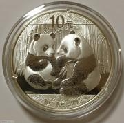 2009年熊猫银币1盎司