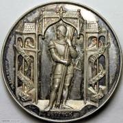 1886年瑞士森帕赫战役胜利500周年银章