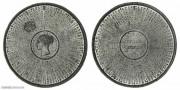 1838年英格兰王朝年表纪念章
