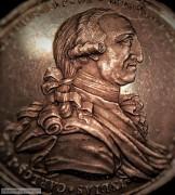 1789年西属墨西哥卡洛斯四世登基宣言章