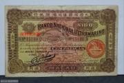 1919年大西洋海外汇理银行100元