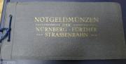 【全能菜鸟】德国紧急时期1921-1922年纽伦堡-菲尔特有轨电车代用币