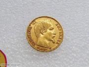 法国拿破仑20法郎金币