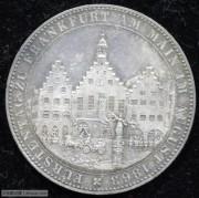 【德藏专卖】德国1863年法兰克福王子会议泰勒 MS64
