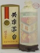 吉林茅酒  90年代  40度  500ml