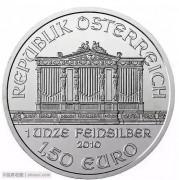 ★奖★奥地利2010年维也纳爱乐团1盎司银币