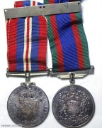 1939-1945加拿大纪念章/勋章