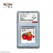 2007年ASG评级封装猪年生肖纪念邮票 sample