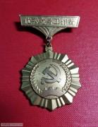个人优秀党务工作者奖章