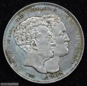 【德藏专卖】德国1831年萨克森宪法泰勒
