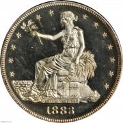 PCGS-PR64 1883 Trade Dollar