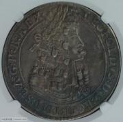 【德藏】1699年神圣罗马帝国利奥波德一世大泰勒 AU53