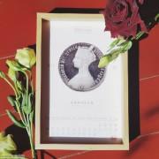 一本专属于钱币收藏爱好者的月历