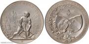 1894年瑞士射击节银质纪念章