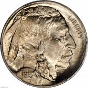 PCGS-MS66 1913-D Buffalo Nickel