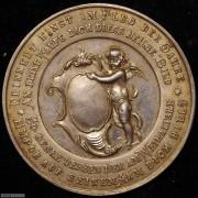 【德藏】德国奥地利19世纪宗教洗礼银章