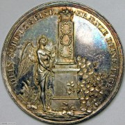 1800年普鲁士新世纪祝愿银章