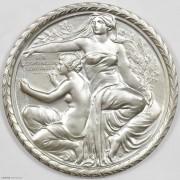 ★UNC 19世纪德国唯美女神大银章