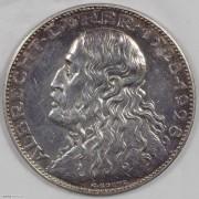 UNC 1928年德国纽伦堡画家丢勒银章